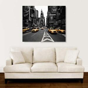 Canvas 40 x 40 cm - Canvas doek - vierkant - DesignOntwerpen