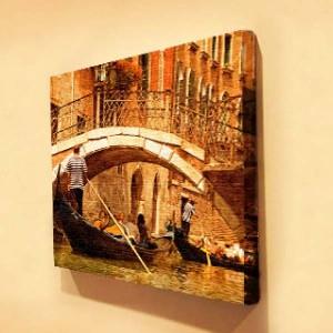 Canvas 90 x 90 cm - Canvas doek - vierkant - DesignOntwerpen