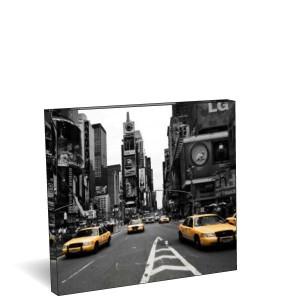 Canvas 80 x 60 cm - Canvas doek - liggend - DesignOntwerpen