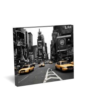 Canvas 90 x 70 cm - Canvas doek - liggend - DesignOntwerpen
