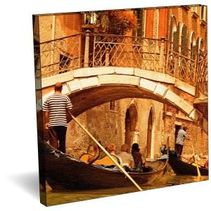 Canvas 120 x 120 cm - Canvas doek - vierkant - DesignOntwerpen