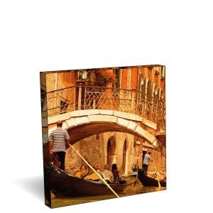 Canvas 60 x 60 cm - Canvas doek - vierkant - DesignOntwerpen