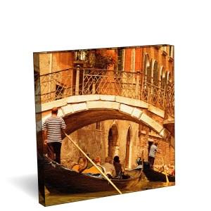 Canvas 80 x 80 cm - Canvas doek - vierkant - DesignOntwerpen