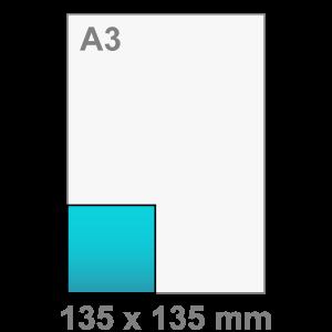 Flyers vierkant middel - Flyer printen - DesignOntwerpen