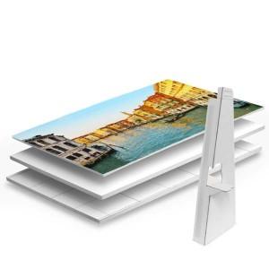 A4 Foamboard - staand - Foamboarden - DesignOntwerpen