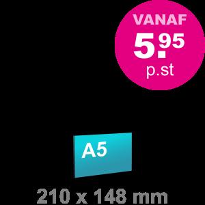 A5 Foamboard - liggend - Foamboarden - DesignOntwerpen