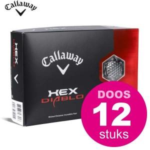 - Callaway BL CG HEX Diablo doos à 12 stuks