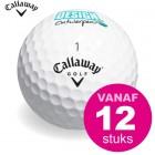 Golfbal bedrukken - Callaway Mix AA klasse