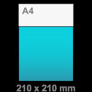 Kaart maken - vierkant - Vierkant kaart - XL