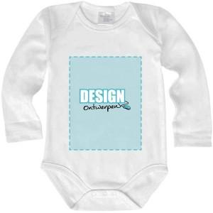 Rompertje bedrukken - lange mouwen - Rompertjes - DesignOntwerpen
