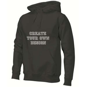 Hoodie bedrukken: Achterkant - Sweaters - DesignOntwerpen