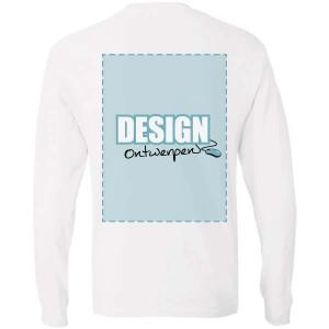 Longsleeve bedrukken: Achterkant - Longsleeves - DesignOntwerpen