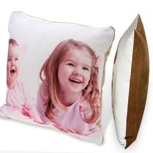 Kussen 60x60 cm - Voor- en achterkant bedrukt - Sierkussen maken - DesignOntwerpen