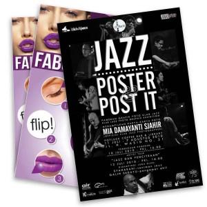 A3 Poster - staand - Poster maken - staand - DesignOntwerpen