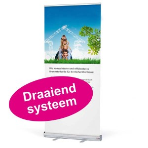 Roll-up banner - Scrollbanner