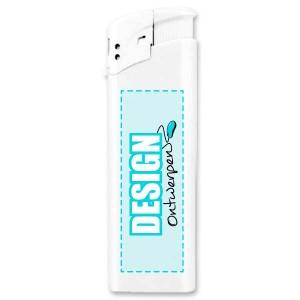 Aansteker 1 kant bedrukt - elektronisch - Aansteker ontwerpen - DesignOntwerpen