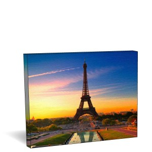 Canvas 100 x 60 cm - Canvas doek - liggend - DesignOntwerpen