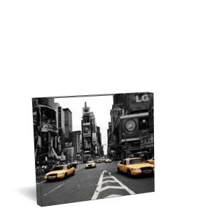 Canvas 70 x 40 cm - Canvas doek - liggend - DesignOntwerpen