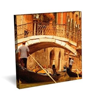 Canvas 100 x 100 cm - Canvas doek - vierkant - DesignOntwerpen