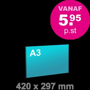 A3 Foamboard - liggend - Foamboarden - DesignOntwerpen