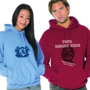 Hoodie bedrukken: Voorkant - Sweaters - DesignOntwerpen