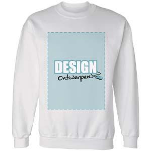 Sweater bedrukken: Voorkant - Sweaters - DesignOntwerpen