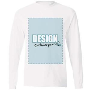 Longsleeve bedrukken: Voorkant - Longsleeves - DesignOntwerpen