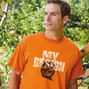 T-shirt bedrukken: Voorkant + achterkant - T-shirts - DesignOntwerpen