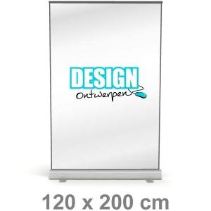 Roll-up banner - Large - Roll-up banner - DesignOntwerpen