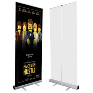Roll-up banner - Medium - Roll-up banner - DesignOntwerpen