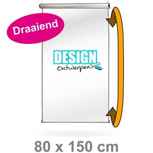 Roll-up banner - Scrollhanger